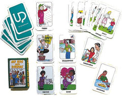 My Ups and Downs Therapy Card Game