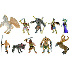 Mythology Mini-Figure Set (10 Mini-Figures)