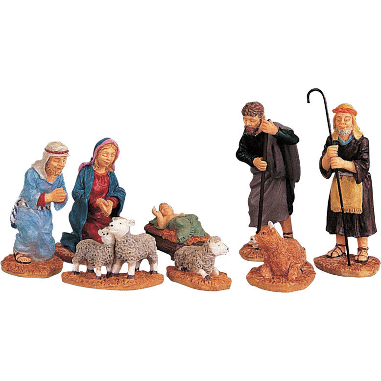 Nativity Set (8-Pieces)