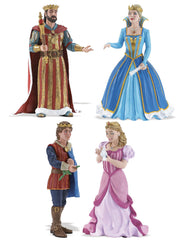 "Deluxe ""Traditional"" Royal Family Figures"