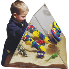 Enclosed Portable Sand Tray