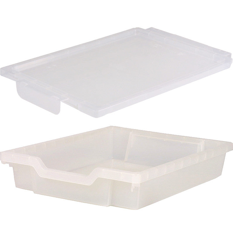 "The ""On-The-Go"" SENSORY Tray with Lid (17""L x 12.25""W x 3""D)"