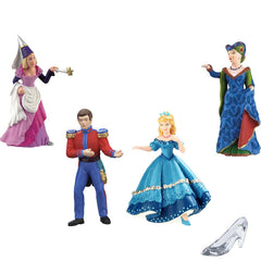 Cinderella & the Glass Slipper (5-Pieces)