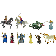'Once Upon A Time' Set (12 Mini-Figures)