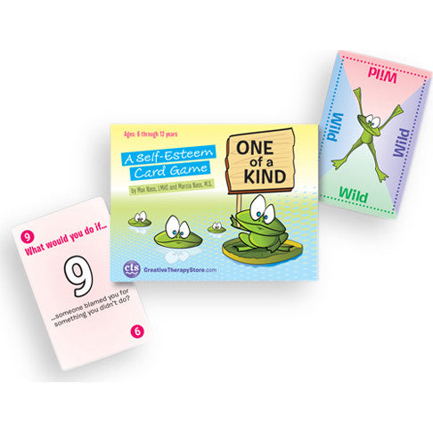 One of a Kind: A Self-Esteem Card Game