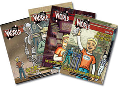 'Out Of This World' Comic Book Series