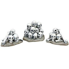 Miniature - Pile of Skulls (Set of 3)
