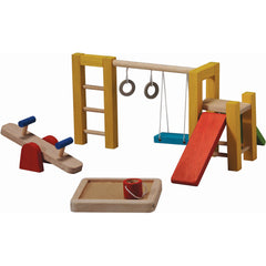 Doll House Playground Set