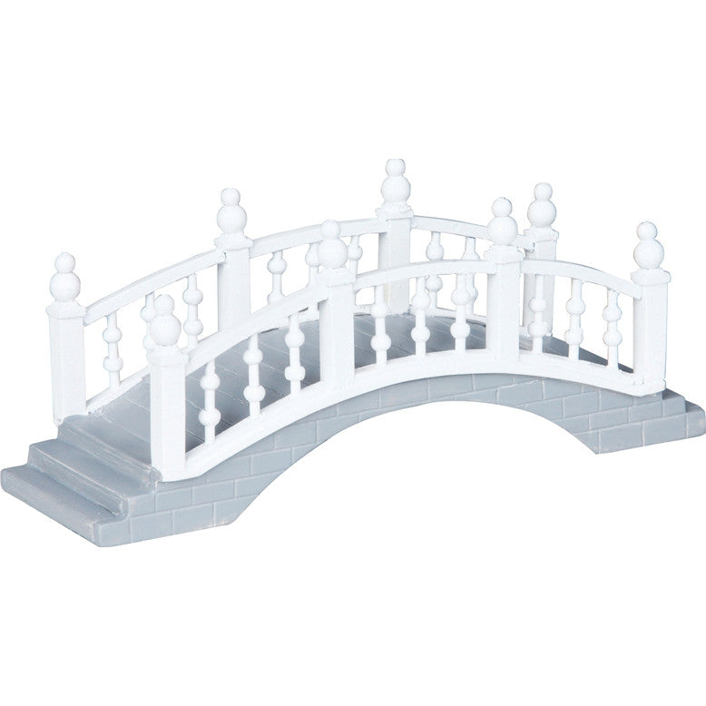 Miniature - White Foot Bridge