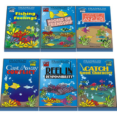 Play 2 Learn Go Fish: Game Package (Set of 6 Card Games)