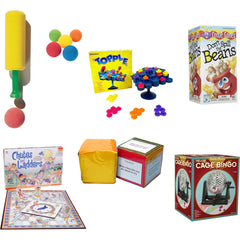 "Play Therapy Game Package for ""101 More Favorite Play Therapy Techniques"""