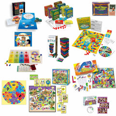 The PLAYROOM Game Package (20 Games)