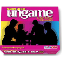 The Pocket Ungame 4-Pack (Families, Kids, Teens, All Ages)