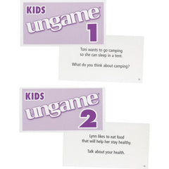 Pocket Ungame - Kids Version