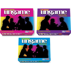 The Pocket Ungame 3-Pack (Families, Kids, Teens)
