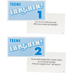 Pocket Ungame - Teens Version