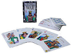 Non-Violent, Politically-Correct WAR (Card Game)