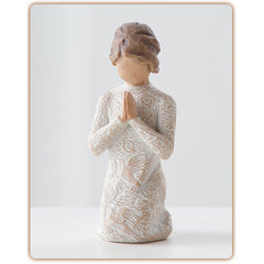 'Prayer' Figurine