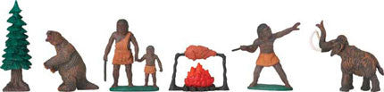 Miniature - Prehistoric Life Set (12-Pieces)