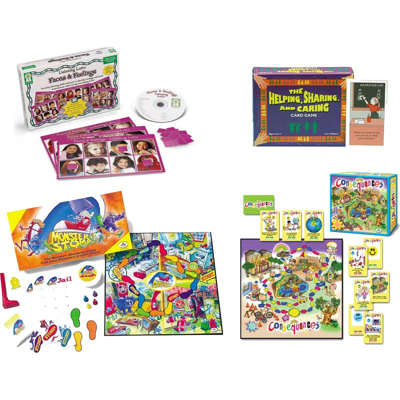Preschool Game Package