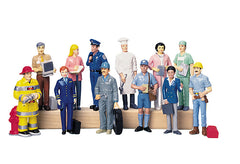 Pretend Play Career Figures I
