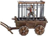 Miniature Prison and Chariot