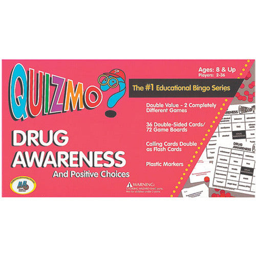 Quizmo - Drug Awareness and Positive Choices