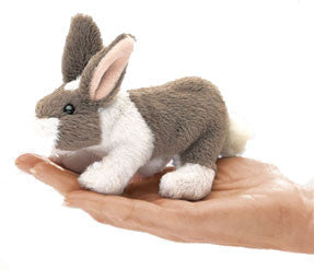 Small Pets - Bunny Rabbit Finger Puppet