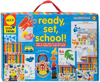 Ready, Set, School! Activity Box