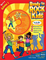 Ready to Rock Kids - Volume 1