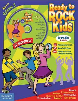 Ready to Rock Kids - Volume 3
