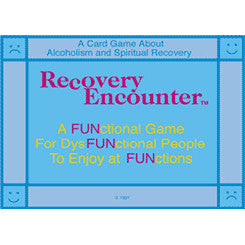 Recovery Encounter Card Game