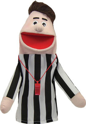 Referee Puppet (Caucasian)