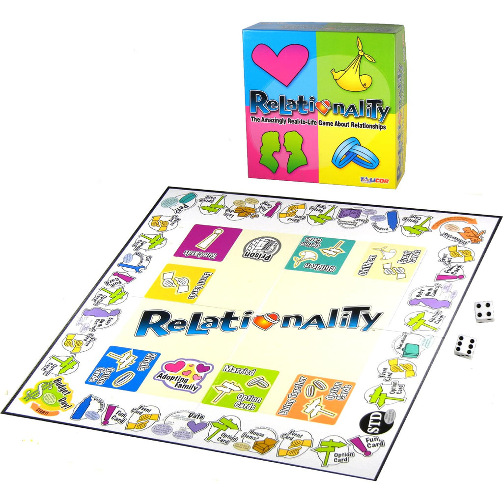 Relationality Board Game (Educators' Edition)