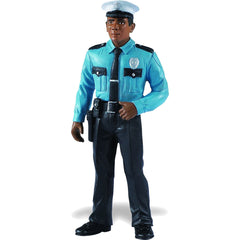 Miniature - Rick the Police Officer