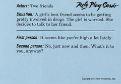 Role Play Cards