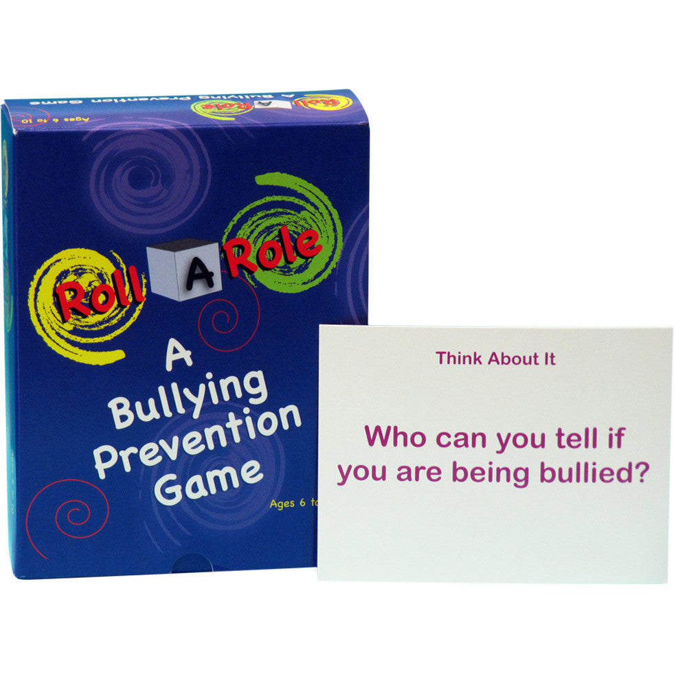 Roll-A-Role: A Bullying Prevention Game (Cards Only)