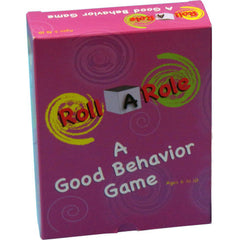 Roll-A-Role: A Good Behavior Game (Cards Only)