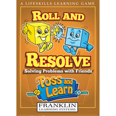 Toss and Learn: Roll and Resolve - Solving Problems With Friends