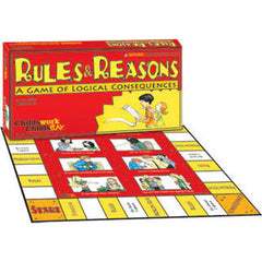 Rules & Reasons Board Game