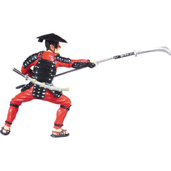 "Japanese Samurai With Spear (3.2""H)"