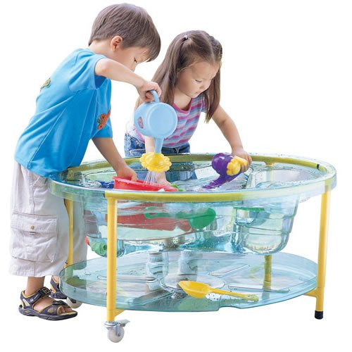 Sand & Water Mobile Sensory Station