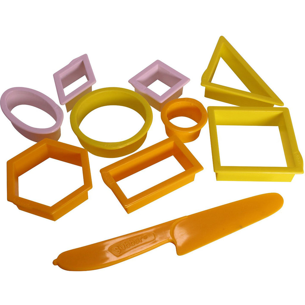 Sand/Clay Shape Cutters (Set of 10 Tools)