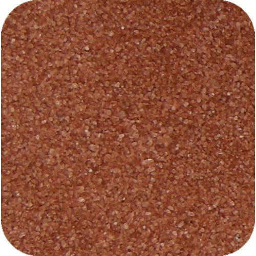 Sand Tray Sand - Brick Colored Sand (25 lbs.)