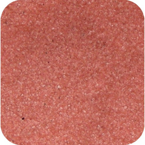 Sand Tray Sand - Rose Colored Sand (25 lbs.)