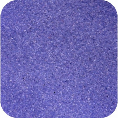 Sand Tray Sand - Ultraviolet Colored Sand (25 lbs.)