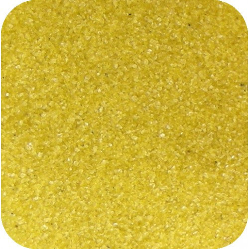 Sand Tray Sand - Bright Yellow Sand (25 lbs.)