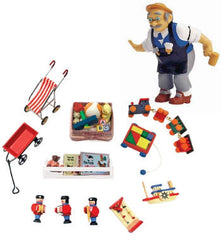 Toy Workshop (12-Piece Set)