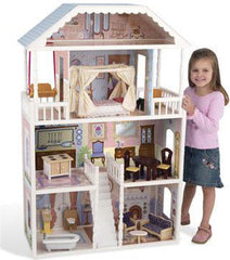 Savannah Dollhouse (Furnished)