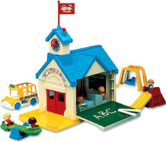 Schoolhouse Play Set